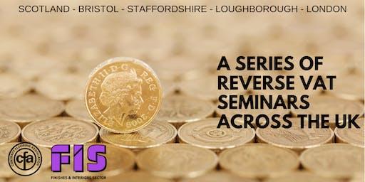 FIS / CFA Reverse VAT Seminar - London