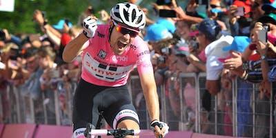 Sunweb Holiday Hangout Giro D'Italia: stage 20: FELTRE - CROCE D'AUNE / MONTE AVENA