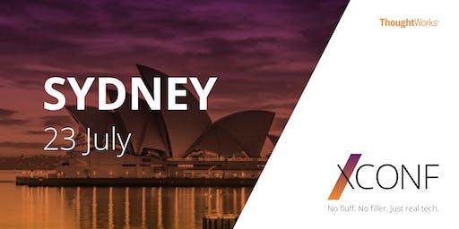 [Sydney] XConf Australia