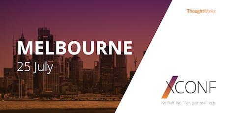 [Melbourne] XConf Australia tickets