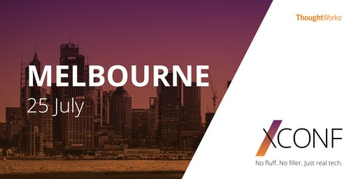 [Melbourne] XConf Australia