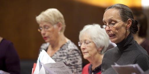 Chamber Choir Summer Concert