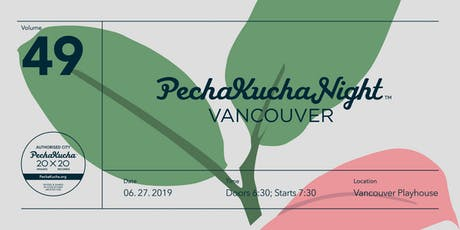 PechaKucha Night Vol.49 tickets