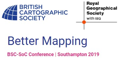 British Cartographic Society - Better Mapping