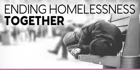 Ending Homelessness Together - VIP Property Sector Event tickets