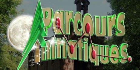 """Parcours Initiatique """"LAC DE LA MAIX"""" billets"""