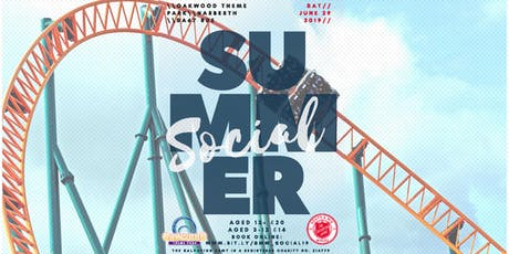 The Worship Gathering-Summer Social: Oakwood Theme Park tickets
