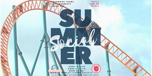The Worship Gathering-Summer Social: Oakwood Theme Park