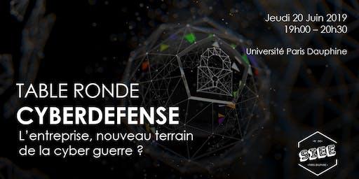 Cyberdéfense : L'entreprise, nouveau terrain de la cyber guerre?