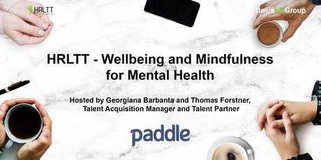 HRLTT - Wellbeing and Mindfulness for Mental Health tickets