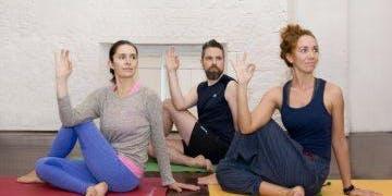 Beginners Yoga- CITY
