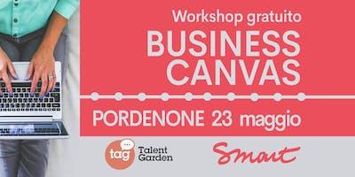 Business Canvas - Free workshop a Pordenone!