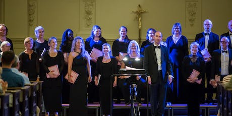 The Purcell Singers present - 25th Anniversary album launch tickets