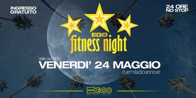 Ego Fitness Night