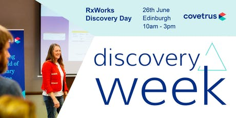 RxWorks Discovery Day - Covetrus Discovery Week 2019 tickets