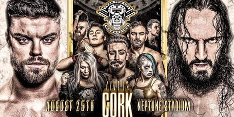 Over The Top Wrestling LIVE In Cork tickets