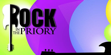 Rock in the Priory tickets