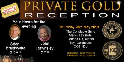 Copy of Private Gold Reception - (PGR )