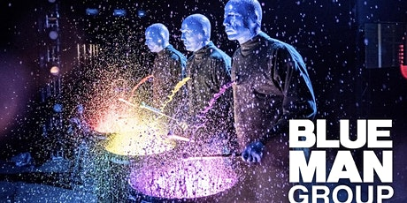 Blue Man Group Chicago tickets