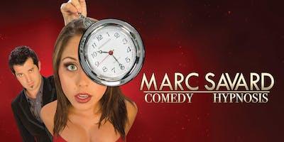 Marc Savard's Comedy Hypnosis