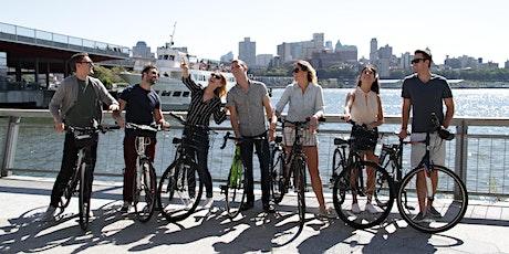 Unlimited Biking: Seaport tickets