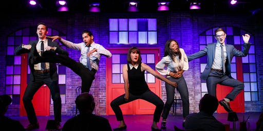 "The Second City's ""Legendary Laughs"""