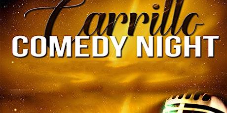 Carrillo Comedy Night tickets