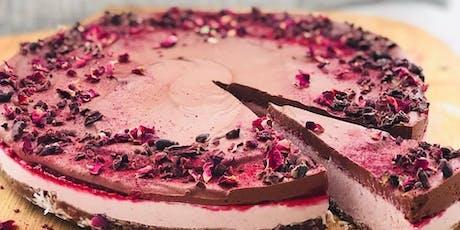 Decadent Raw Vegan Gluten Free Desserts tickets