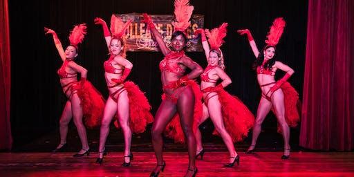 Dollface Dames Theater Burlesque