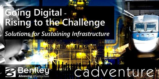 Going Digital - Rising to the Challenge. Solutions for Sustaining Infrastructure