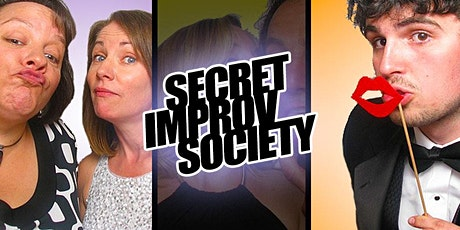 Secret Improv Society tickets