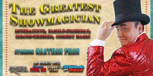 """The Greatest Showmagician"""