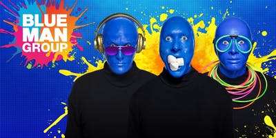 event image Blue Man Group New York