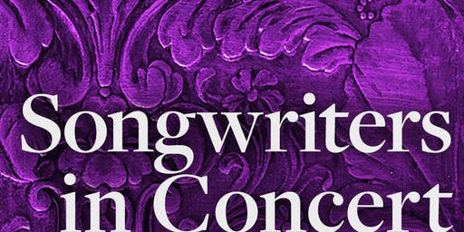 """Songwriters in Concert"""