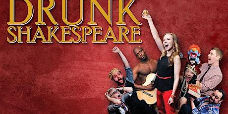 """Drunk Shakespeare"" tickets"