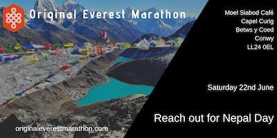 The Original Everest Marathon & Community Action Nepal in Capel Curig