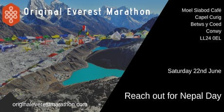 The Original Everest Marathon & Community Action Nepal in Capel Curig tickets