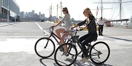 Unlimited Biking: Harlem tickets
