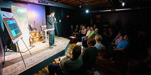 Stand-Up Comedy Showcase at The Comedy Studio!