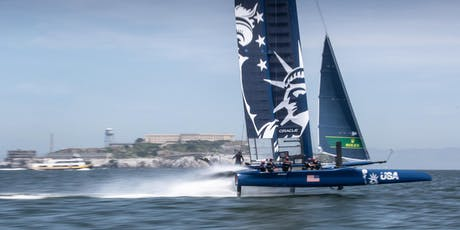 New York SailGP Cruise Select Plus - Official Spectator Boat Experience tickets