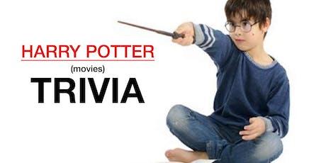 """Harry Potter"" Movie Trivia tickets"