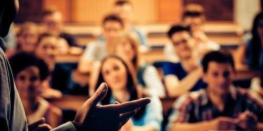 WORKSHOP: Language Analysis to inform Language Teaching