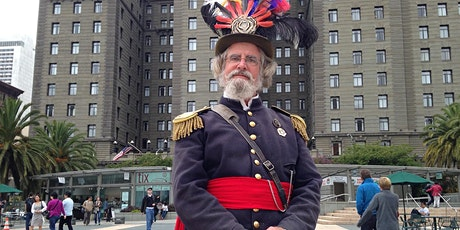 """Emperor Norton's Fantastic San Francisco Waterfront Tour"" tickets"