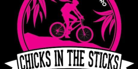 Chicks in the Sticks 2019 Pre-event Course Familiarization tickets