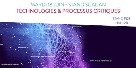 Journée 'Technologies & Processus Critiques' - Bourget 2019 billets