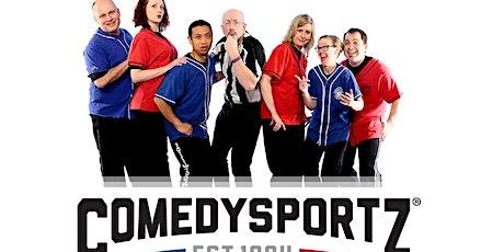 ComedySportz Portland tickets