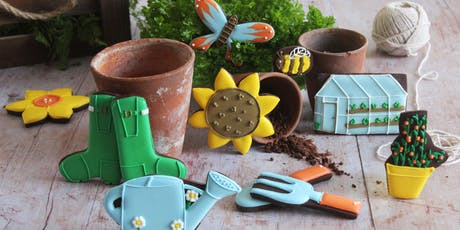 Biscuiteers School of Icing - Green Fingers - Notting Hill tickets