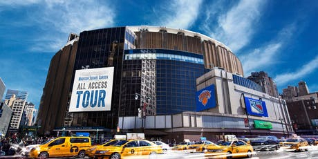 Madison Square Garden All-Access Tour tickets