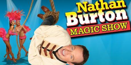 """Nathan Burton Magic"" tickets"