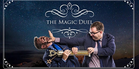 """""""Catch Me: A Magic Duel"""" tickets"""